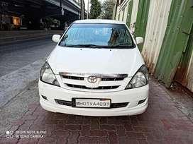 Toyota Innova 2.5 G BS IV 7 STR, 2006, Diesel
