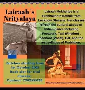 Lairaah's Nrityalaya