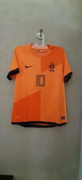 jersey timnas belanda #sneijder