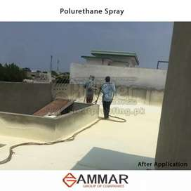 Pu foam spray for heat proofing at reasonable price