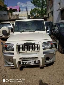 Mahindra Bolero DI BS III, 2011, Petrol