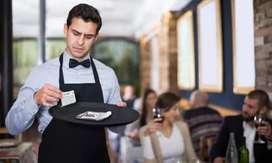 Urgent requirement for 5 Star hotel staff. Waiter in delhi ahmdabad