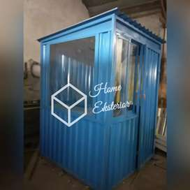 DISKON TAHUN BARU - BOOTH CONTAINER - CONTAINER CAFE BAR - BOOTH