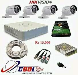 Paket Murah Meriah Pemasangan Kamera CCTV