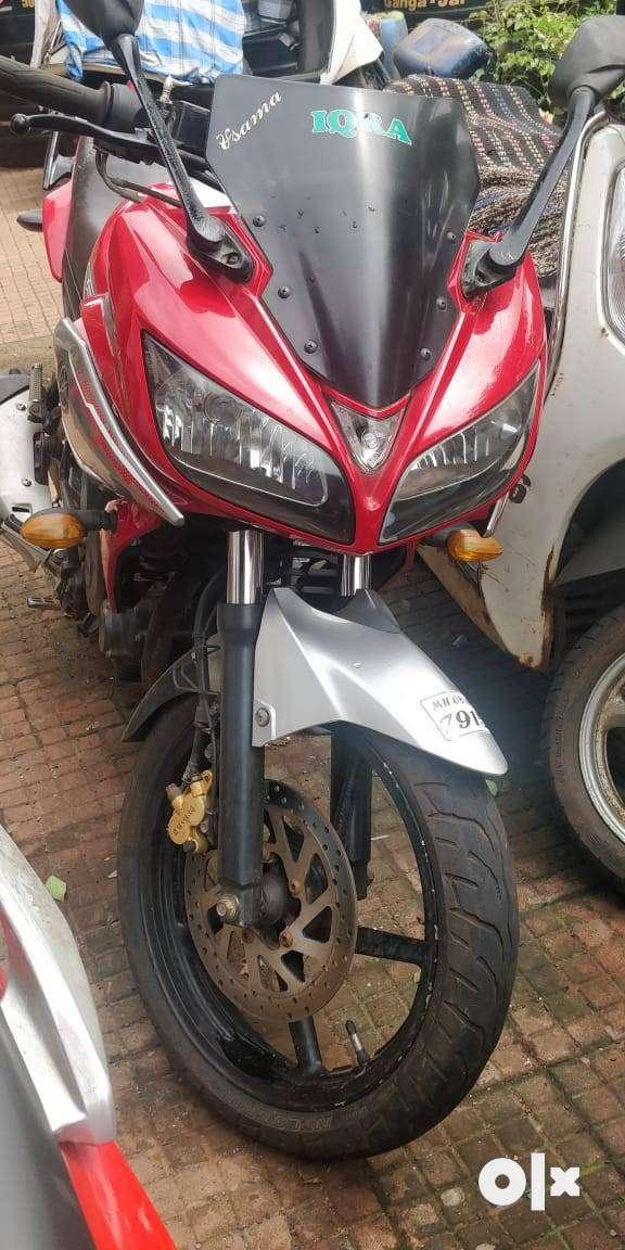 Yamaha fazer 2015 Bike 0
