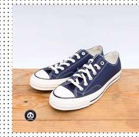 Sepatu Converse 70s Low Navy Original Garansi Uang Kembali Lk.07