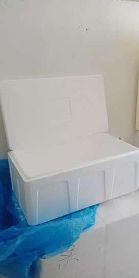 Styrofoam box 75cm Garuda
