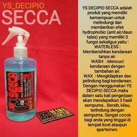 Pencuci kendaraan tanpa air waterless,wash &  wax,