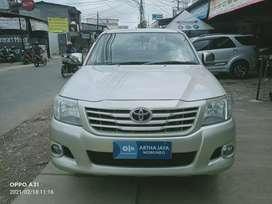 Toyota Hilux 2.5 single cabin 2013