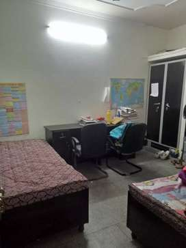 Best AC sharing room for GIRLS near ALS IAS infront of haiderpur metro