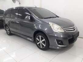 Nissan Grand Livina HWS 1.5 matic 2012