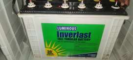 Luminous Inverter Eco Volt 1050 / 12V - in working condition