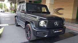 Mercedes benz G 63 Edition one black matte 2019