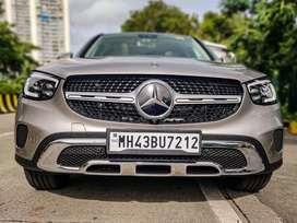 Mercedes-Benz GLC Class 300 4MATIC Sport, 2020, Diesel