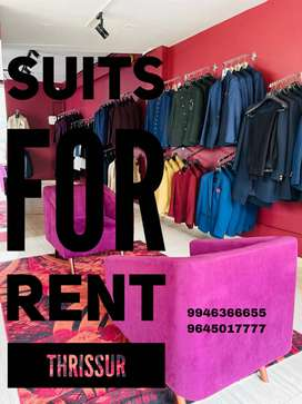 wedding suits for rent in thrissur