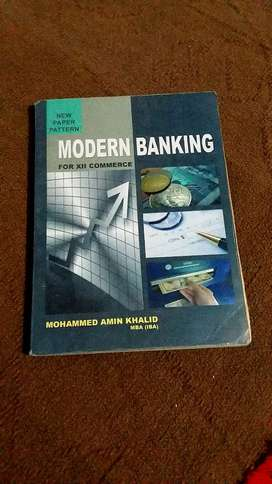 Modern Banking for 2nd year Commerce