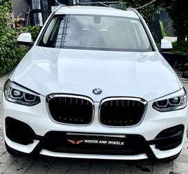 BMW X3 xDrive 20d Expedition, 2018, Diesel
