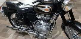 Bullet 350 standard 3500 km driven