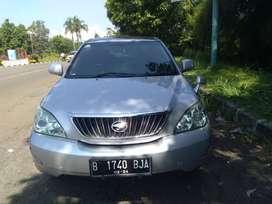 TOYOTA HARRIER 2.4 G 2008 SUV