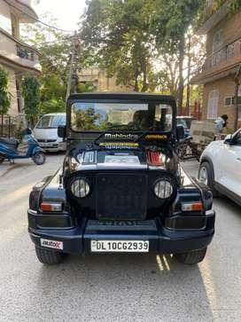 Mahindra Thar CRDE 4X4 BS IV, 2015, Diesel