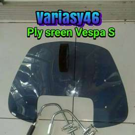 Ply Screen Modern Vespa S.Aksesoris Modern Vespa S