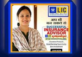 Required Professional person Insurance advisor