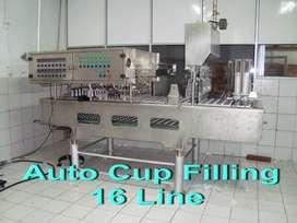 MESIN CUP SEALER 4 s/d 32 LINE AUTPMATIC