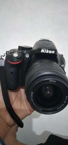 Dijual Nicon D5200 mulus
