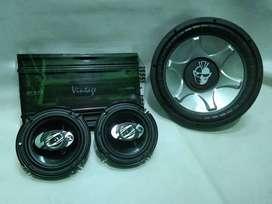 Paket Audio Mobil Berkualitas