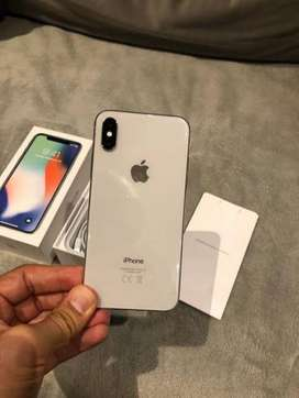 Iphone X 64gb White No Fault selling or upgrading 2 Iphone 11