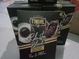 Tingal coffee,robusta