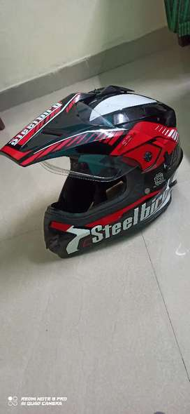 Helmet steel bird original