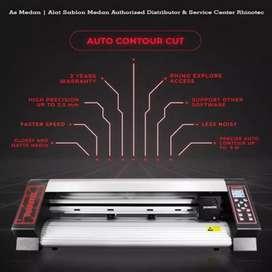 plotter rhinotec xa 60 mesin cutting sticker poliflex