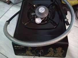 Kompor miyako dan selang+regulator