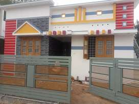 4CENTS 3bedroom Vattiyoorkavu puliyarkonam near New house