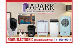 Electronics sales and service