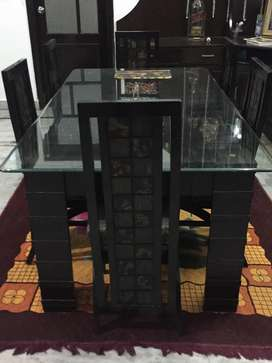 Dining set 6 chair