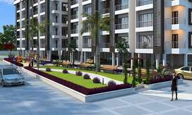 urgent for sell 3bhk flat in new Dindoli