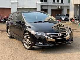 Dijual Honda Odyssey 2.4 Absolute / 2012 / Tangan 1 dari baru