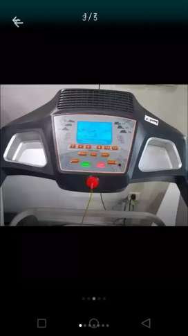 treadmill 120kg like new