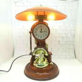 Jam meja elegantly lamp JM 01 souvernir hadiah kado