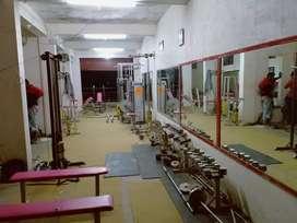 Selling gym