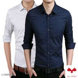 Men's classic combo pack of 2 shirts