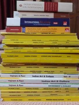 UPSC Vajiram & Ravi study materials