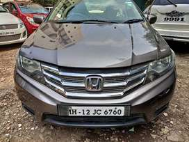 Honda City 1.5 S AT, 2012, Diesel