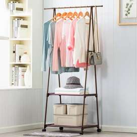 Triangle Cloth Stand libraries, universities, colleges and condo shops