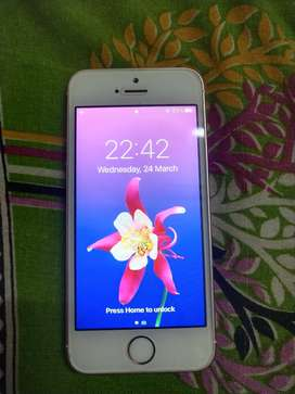 Iphone se 64 gb 1st gen for 9999