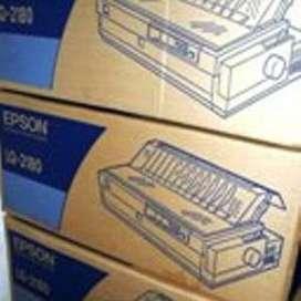 Printer Epson Dotmatrix 2180 fullset dus garansi 1 tahun