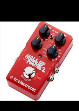 Hall Of fame ReVerb pedal 2