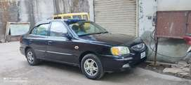 Hyundai Accent 2004 LPG Well Maintained
